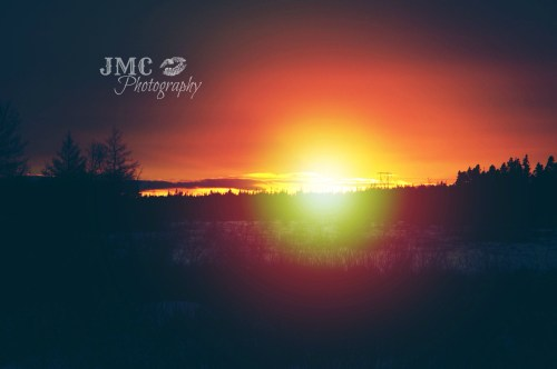 Photoshop Tutorials: How to Create a Beautiful Sunset Effect in Photoshop