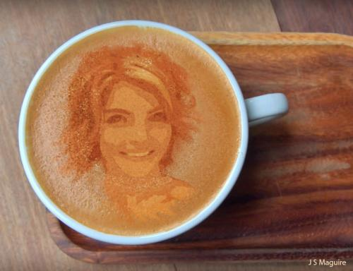 Photoshop Tutorials: How to Create Latte Art in Photoshop