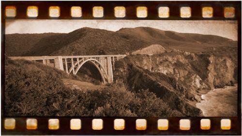 Photoshop Tutorials: How to Add a Vintage Film Border in Photoshop