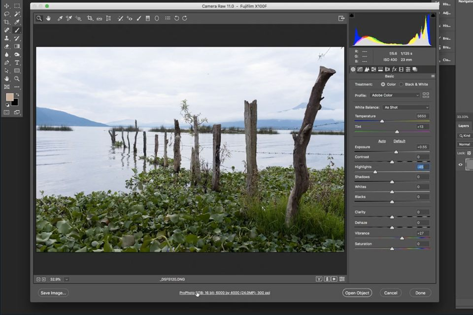 How to Edit RAW Images in Photoshop - PHLEARN