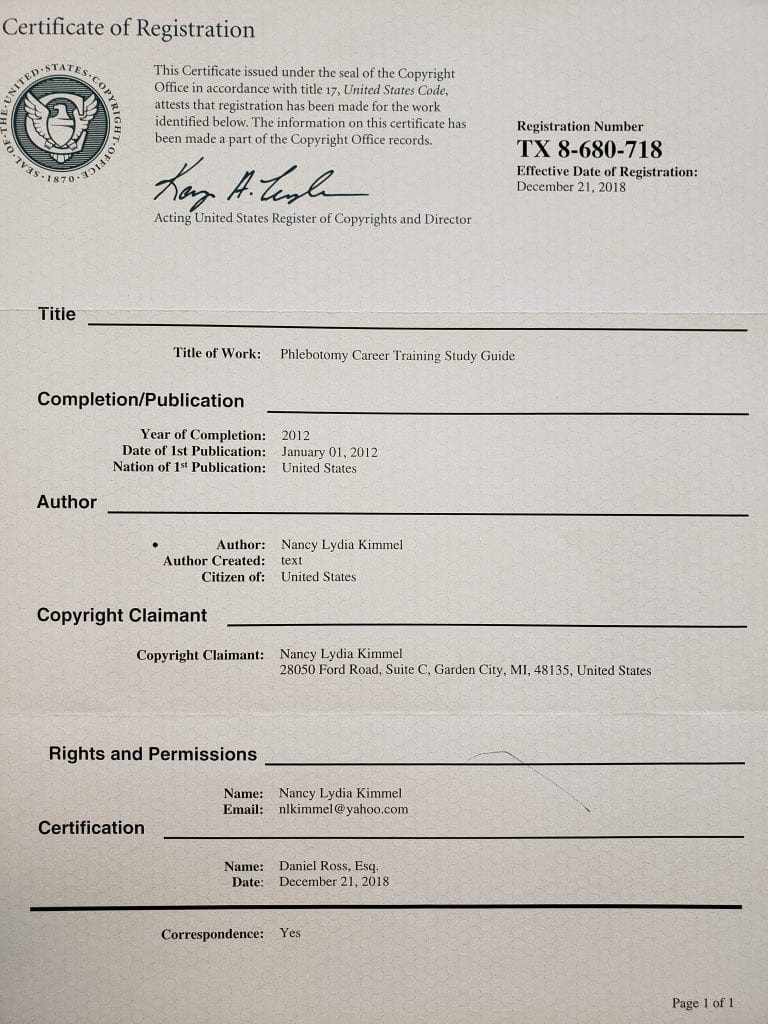 Library Of Congress Awards Copyright To All Of Pct S