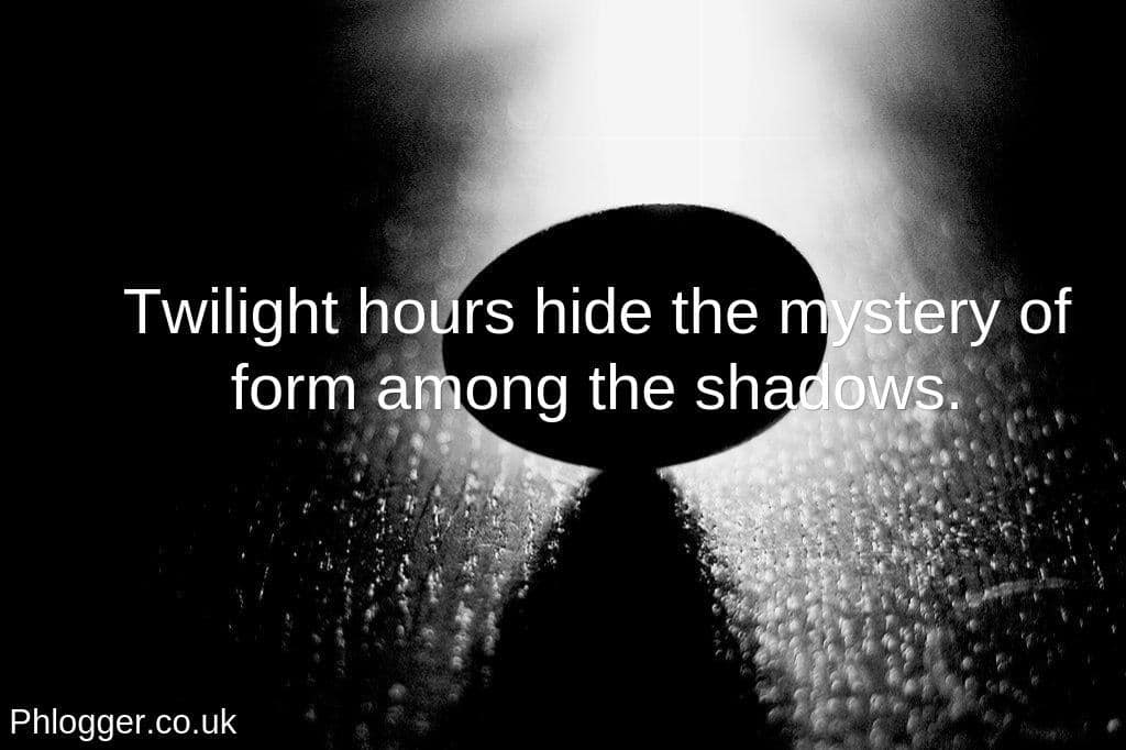 shadow visual thought