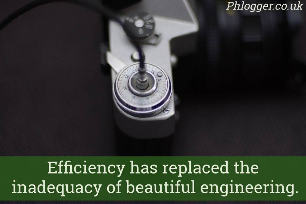 efficiency visual thought