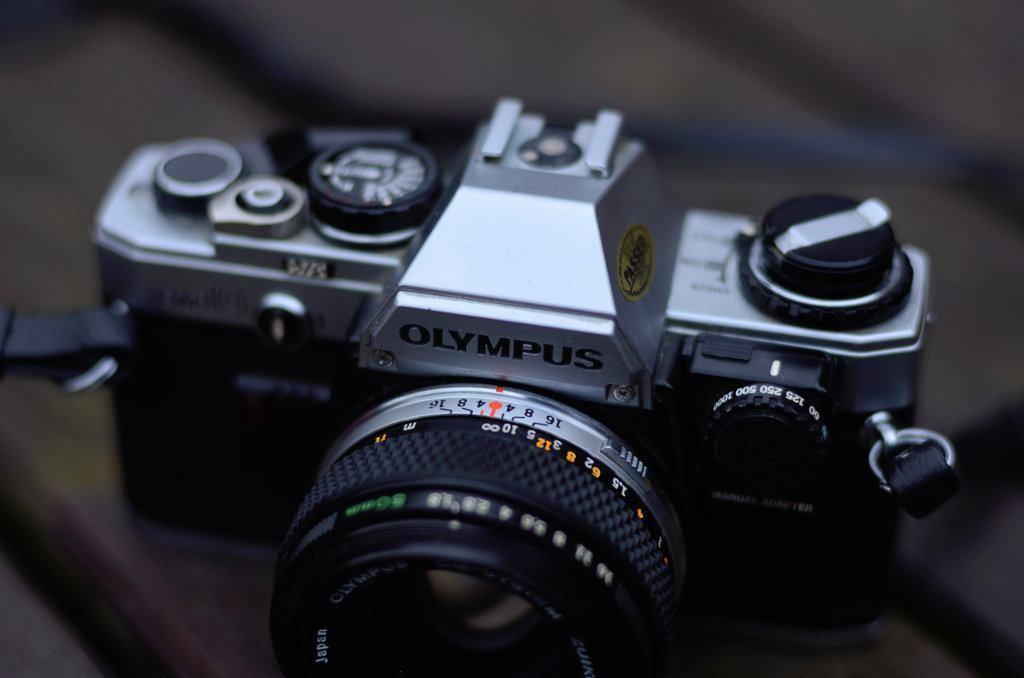 olympus om10 camera by phlogger