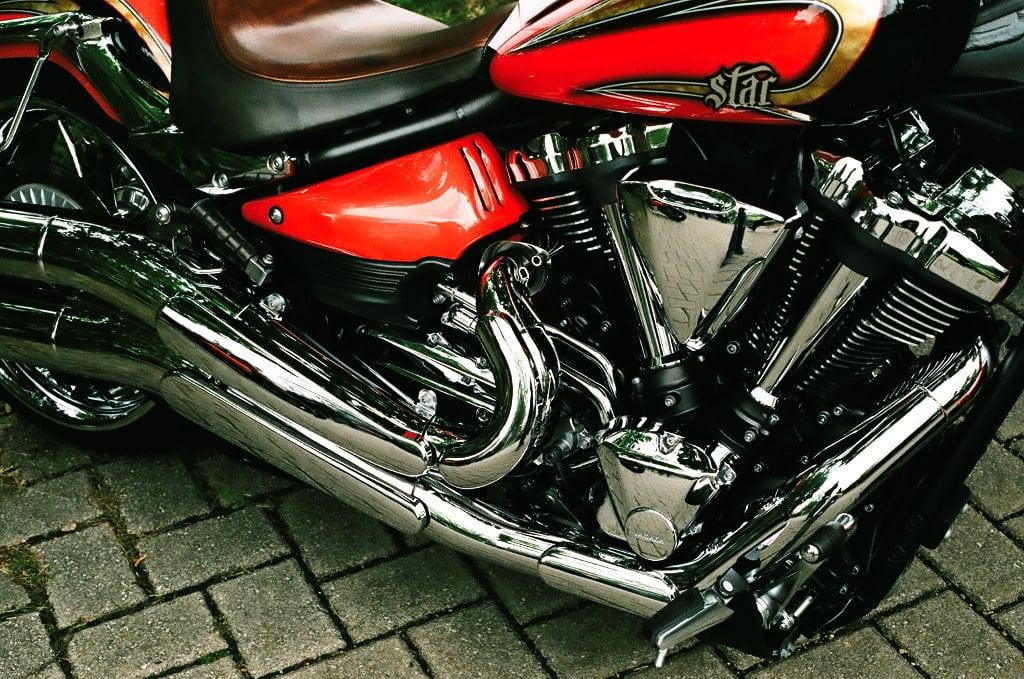 phlogger motorbike show