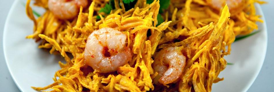 Banh tom (foto: Pho Vietnam © Kim Le Cao)