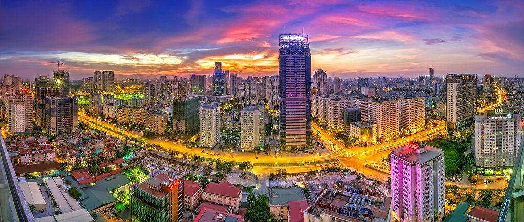 Trung Hoa-Nhan Chinh Hanoi