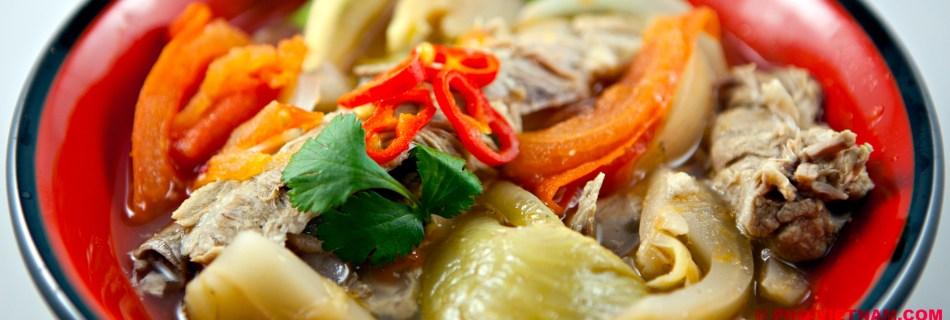 Canh cai chua (foto: Pho Vietnam © Kim Le Cao)