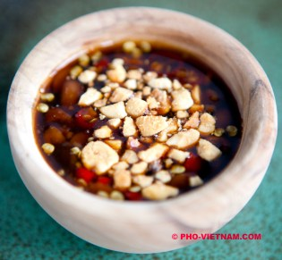 Vegetarian dipping sauce (photo: Kim Le Cao © Pho Vietnam)