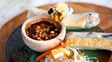 Goi cuon chay (foto: Pho Vietnam © Kim Le Cao)