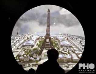 Expositie in Parijs (foto: Kim Le Cao © Pho Vietnam)