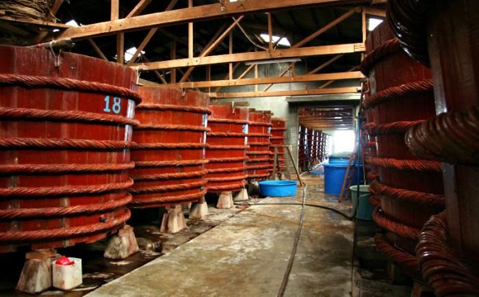Vissausfabriek in Phu Quoc (foto: Stefan/CC-BY-2.0)