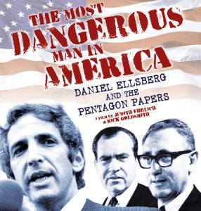 Filmposter The most dangerous man in America