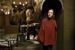 The red cape is worn by messengers in Ember