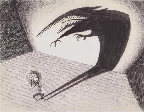 Tim Burton's film Vincent (1982)