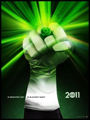 """""""Green Lantern"""" poster"""