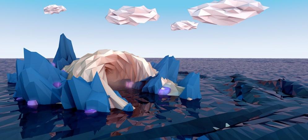 http://gallery.wacom.com/gallery/20941303/Ocean-cave-low-poly