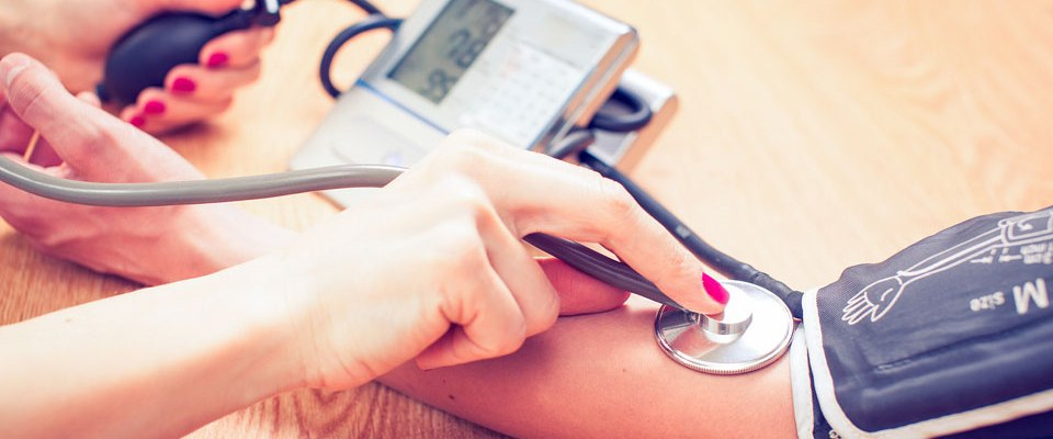 high blood pressure health effects on body risks