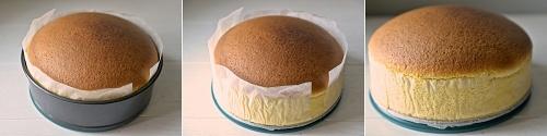 일본 수플레 치즈케익 레시피