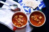 크램 차우더, 추위를 녹이는 스프