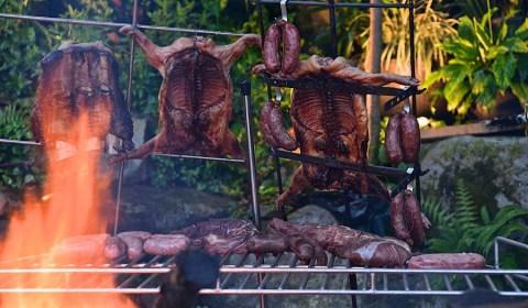 멸치 소면 국수, 채소가 듬뿍 들어가 더욱 개운한