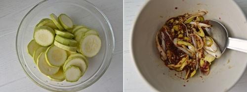 zucchini salad recipe