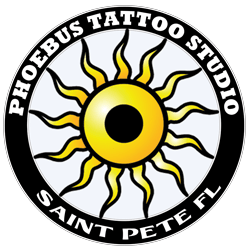Phoebus Tattoos and Piercings