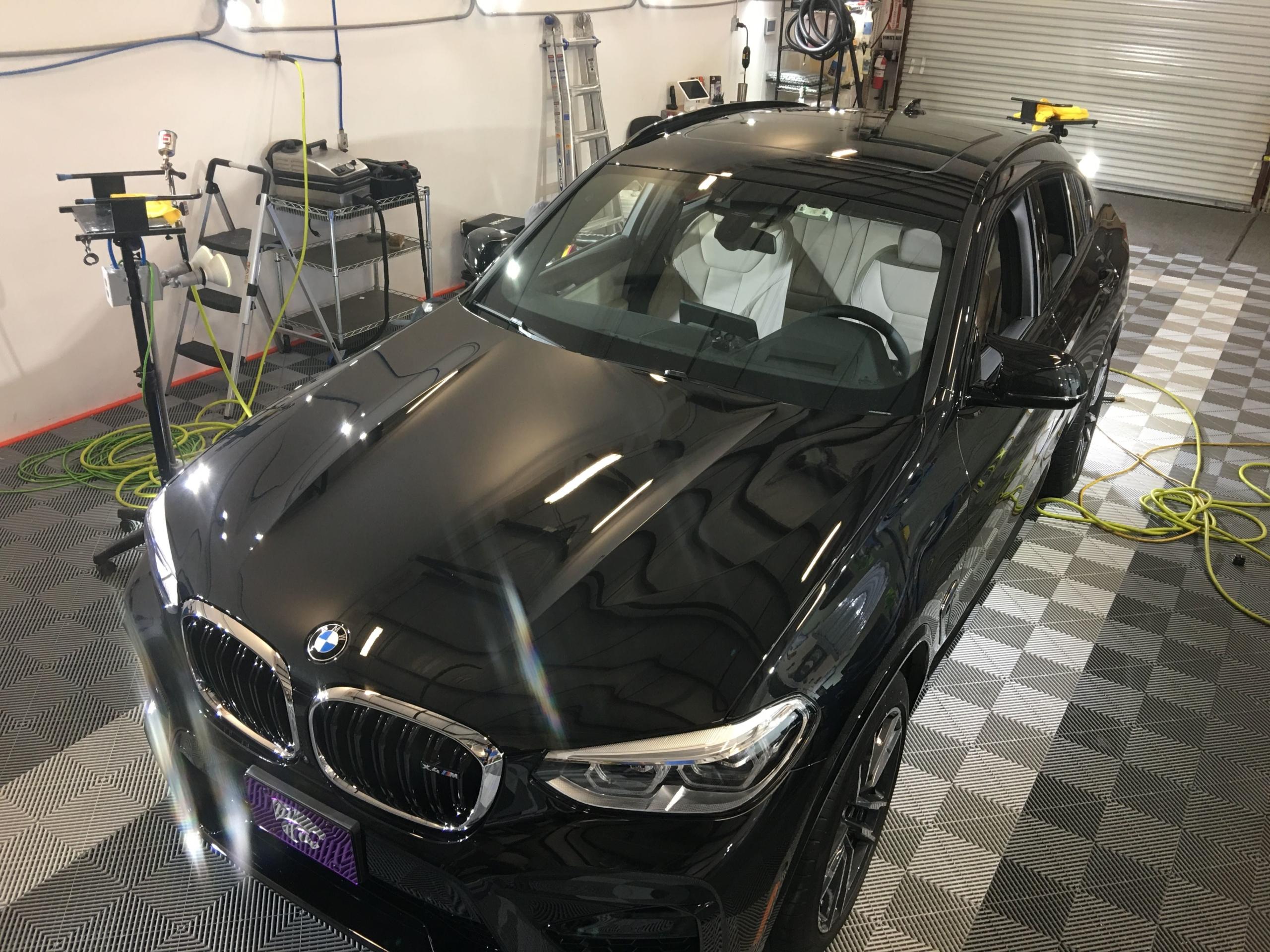 CERAMIC COATING BMW