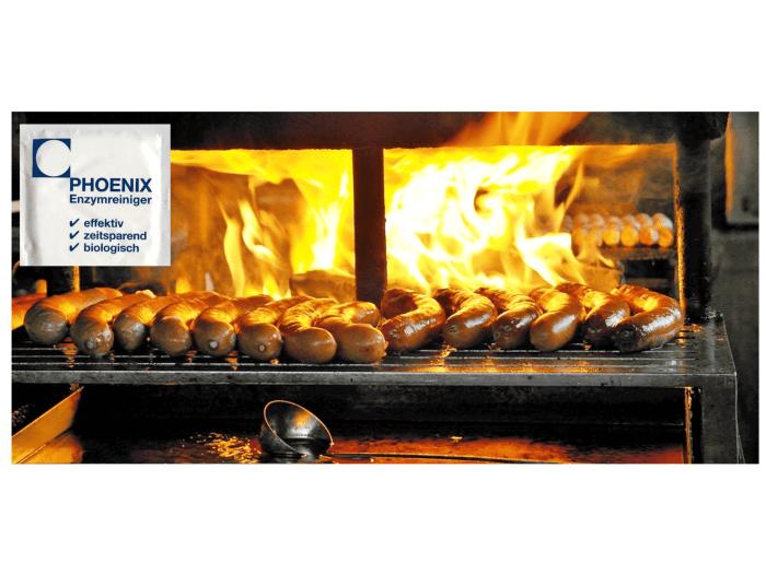 Werbebild zum Phoenix für Backofen und Grill