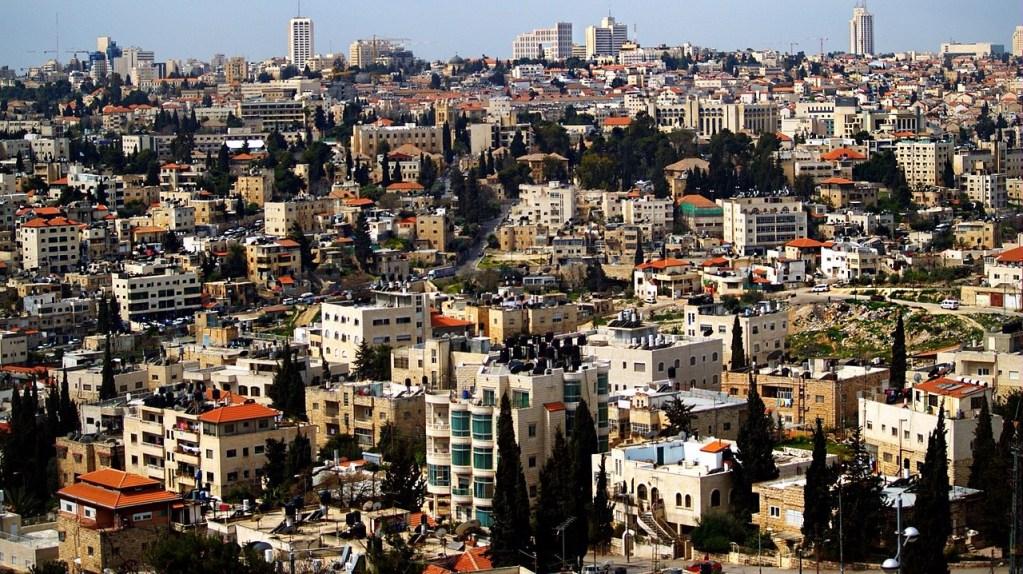 Sheikh Jarrah, Jerusalem