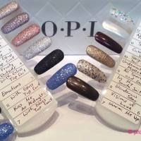 OPI Holiday 2013 Mariah Carey Collection (Press Release)