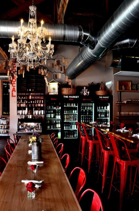 The Market Restaurant + Bar by Jennifer's