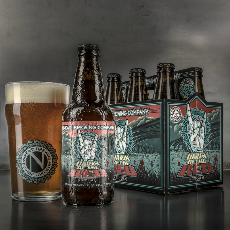 Ninkasi Brewing Company introduces Dawn of the Red IPA
