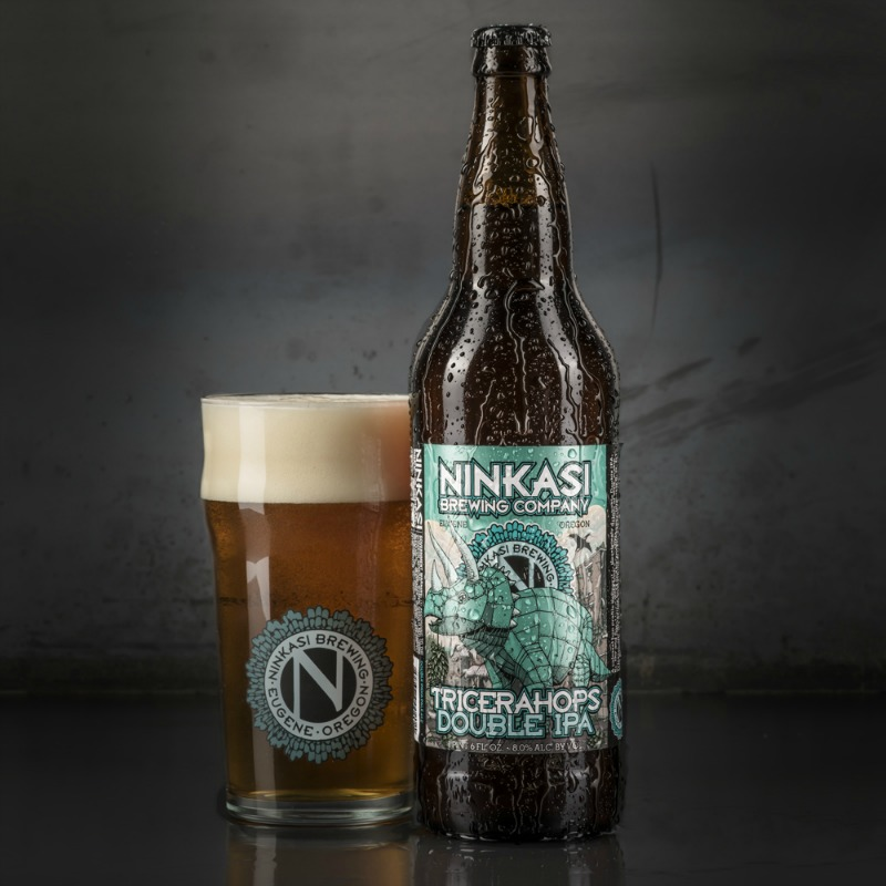 Ninkasi Brewing Copany introduces Tricerahops Double IPA