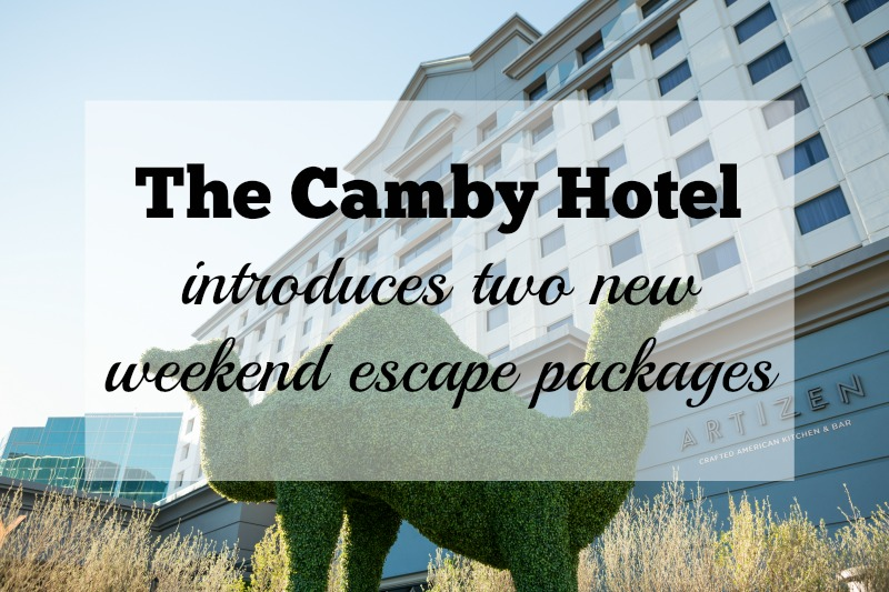 The Camby Hotel's Weekend Escape Packages