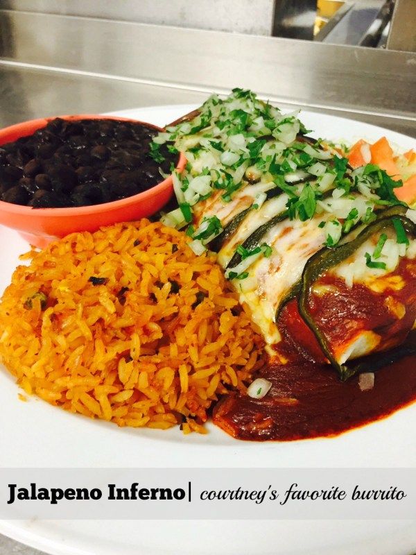 5 Crazy Hot Dishes in Scottsdale-Jalapeno Inferno_Courtneys Favorite Burrito