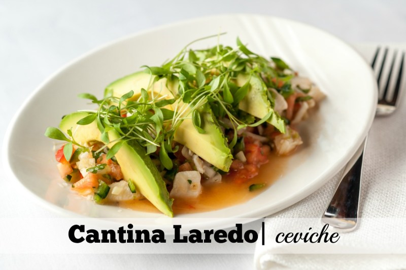 5 Top Spots for Ceviche in Scottsdale: Cantina Laredo