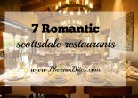 7 Scottsdale Romantic Restaurants