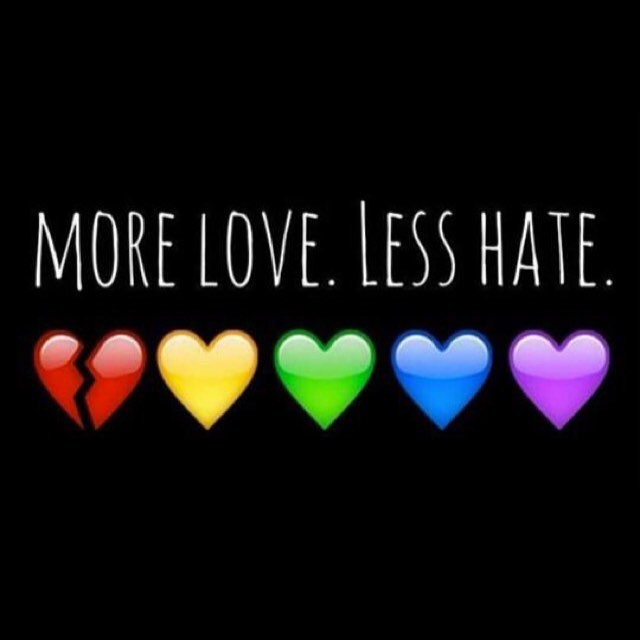 More Love Less Hate_Support victims of Pulse Shooting