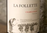 Wonderfully balanced Chardonnay: La Follette's 2014