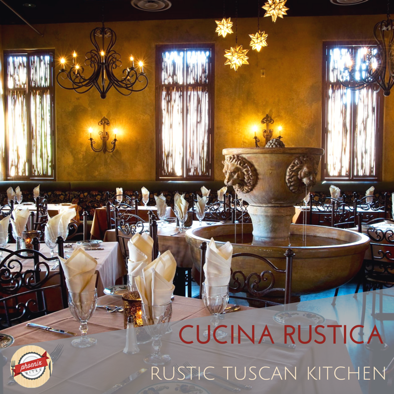6 Days of Giveaways- Get to Know Lisa Dahl- Cucina Rustica