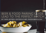 Beer & Food Pairing Guide Lead To The Perfect Match