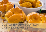 Customer Appreciation Day at Chompie's