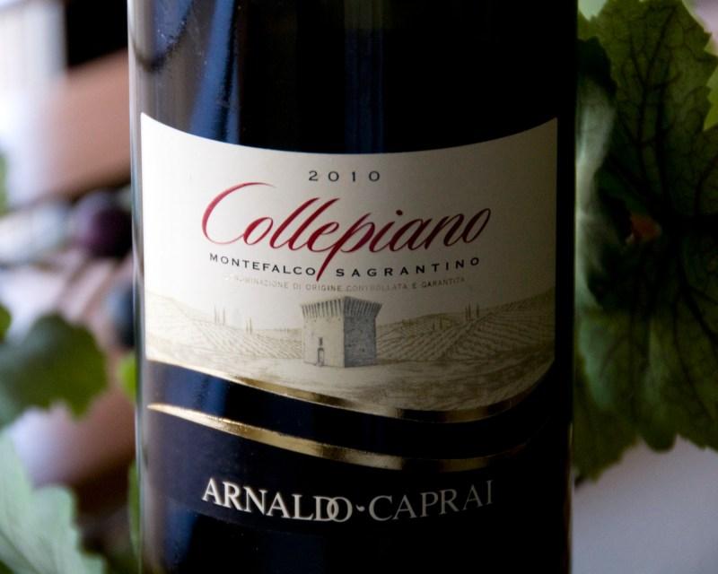 Montefalco Sagrantino wines: A steak-pairing treat