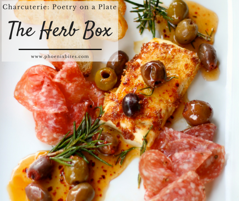 Charcuterie- Poetry on a Plate_The Herb Box
