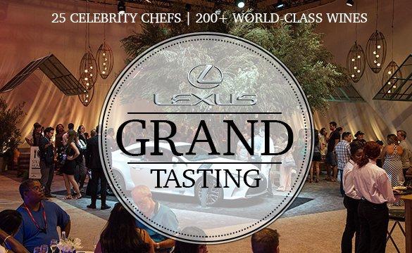Los Angeles Food & Wine Festival_Lexus Grand Tasting