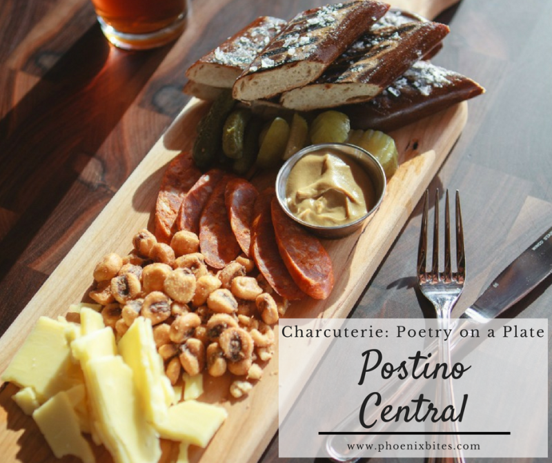 Poetry on a Plate- Best Charcuterie in Phoenix_Postino Central