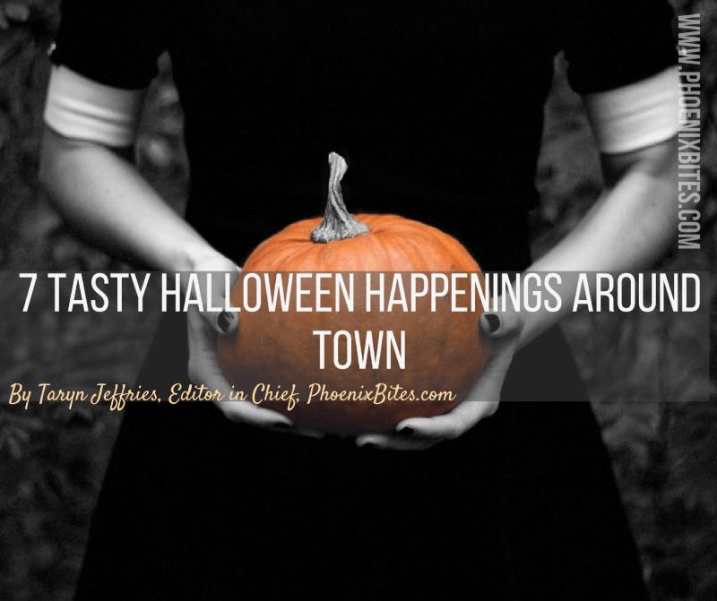 7 Tasty Halloween Happenings Around Town