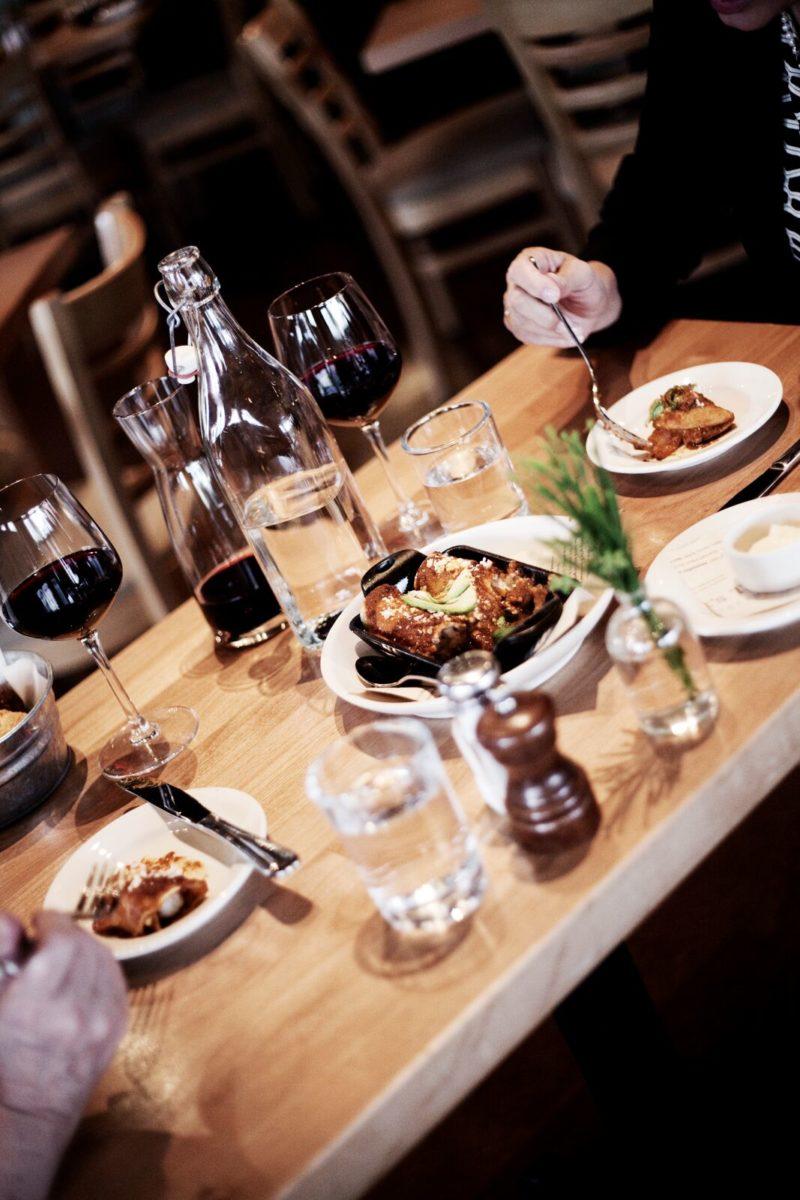 Beckett's Table's Anniversary Dinner