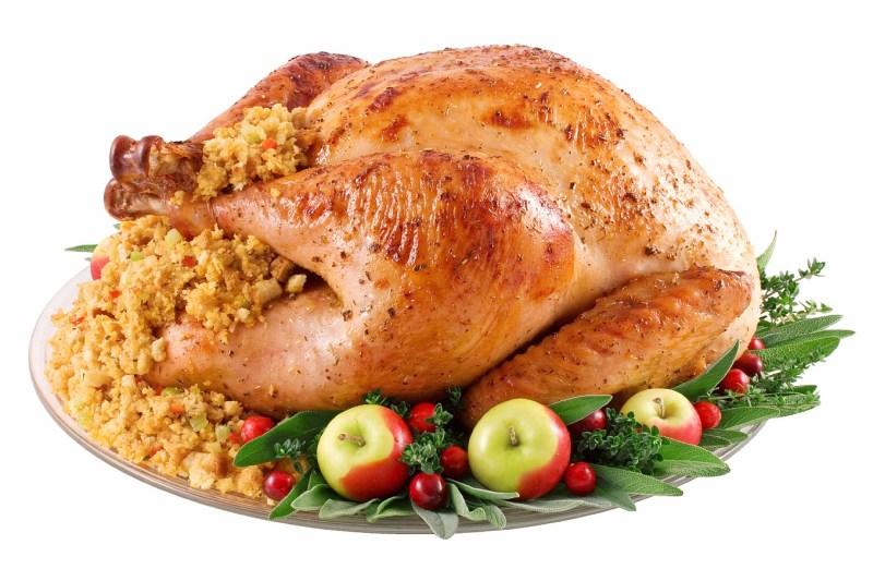Thanksgiving Takeaway at Chompie's